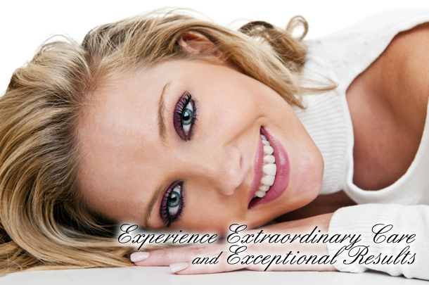 slide show image Dentist Rancho Palos Verdes CA Cosmetic Dentistry Giri Palani DDS Woman in white horizontal face 2